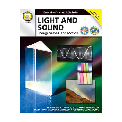 Frank Schaffer Publications/Carson Dellosa Publications Light & Sound Energy Waves & Motion