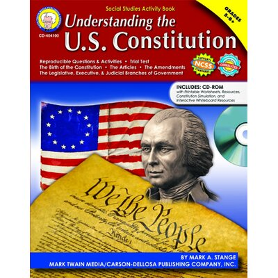 Frank Schaffer Publications/Carson Dellosa Publications Understanding The Us Constitution