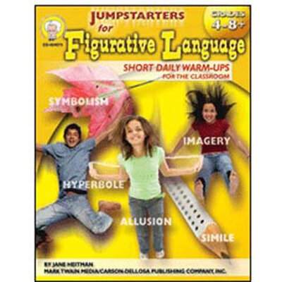 Frank Schaffer Publications/Carson Dellosa Publications Jumpstarters For Figurative
