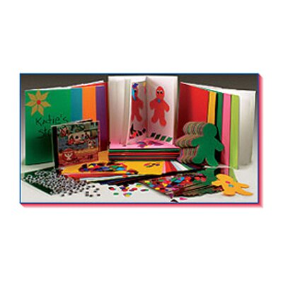 Hygloss Products Inc Create A Story Book Treasure Box