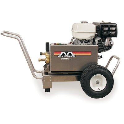 CBA Series 4000 PSI Cold Water Gasoline Pressure Washer