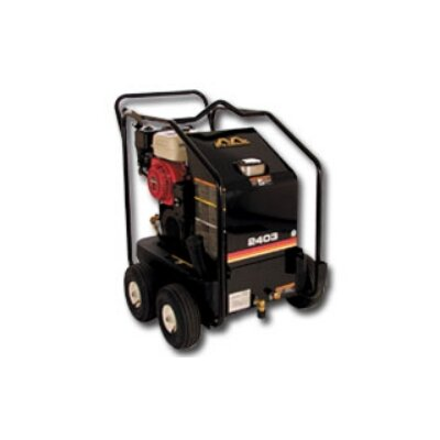 2400 PSI Hot Water Gas Honda 6.5HP Pressure Washer