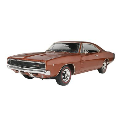 1968 Dodge Charger 2N1 Model Kit