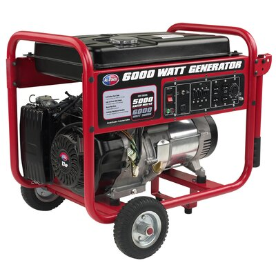 All Power America 6,000 Watt Portable Generator