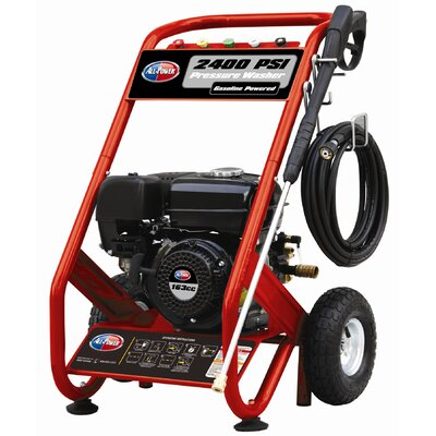 2400 PSI Gas Pressure Washer