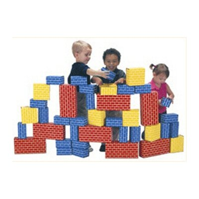 Smart Monkey Imagibricks Giant Building 40pc Set