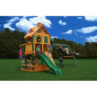 Gorilla Playsets Blue Ridge Riverview Swing Set