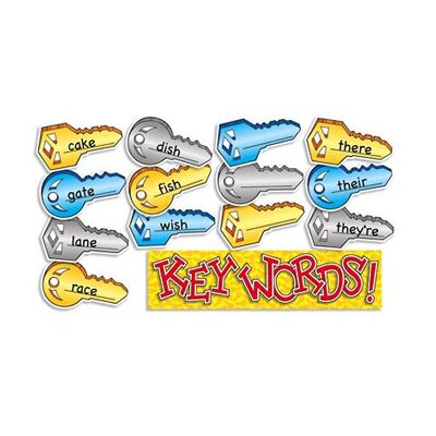 Teachers Friend Mini Bb Set Key Words