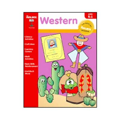 The Education Center Western Theme Book Gr K-1