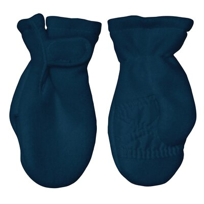 i play. Winter Wear Fleece Mitten in Navy