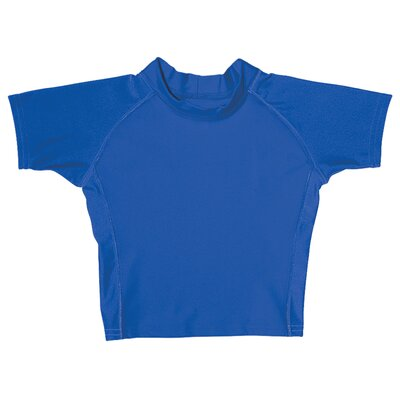 i play. Short Sleeve Rash Guard