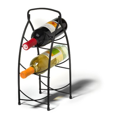 Spectrum Diversified Bistro 3 Bottle Wine Rack