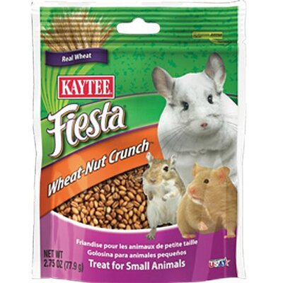 Kaytee Products Wild Bird Fiesta Wheat-Nut Crunch Small Animal Treat