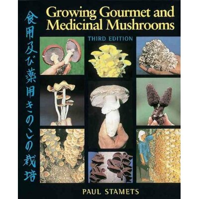 Random House Growing Gourmet and Medicinal Mushrooms