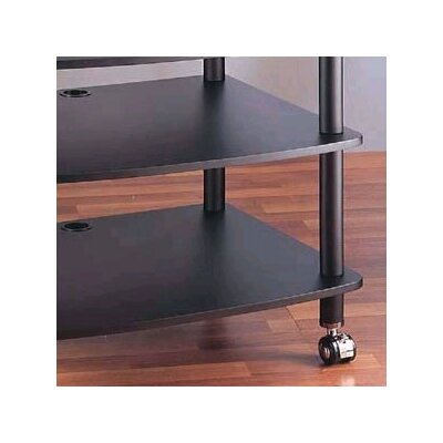 VTI AR Series 4-Shelf Modular Rack