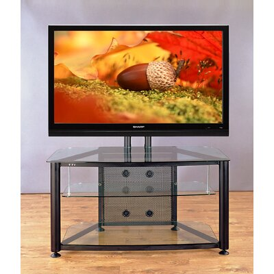 VTI Flat Panel TV Cart 43&quot; TV Stand