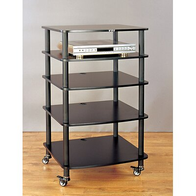 VTI AR Series 5-Shelf Modular Rack