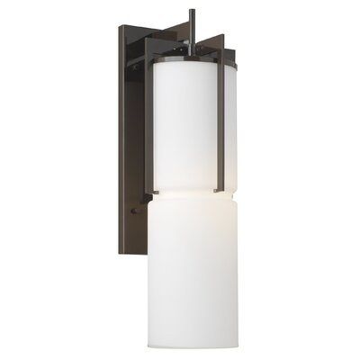 Philips Forecast Lighting Weston Large Outdoor Wall Sconce in Bronze
