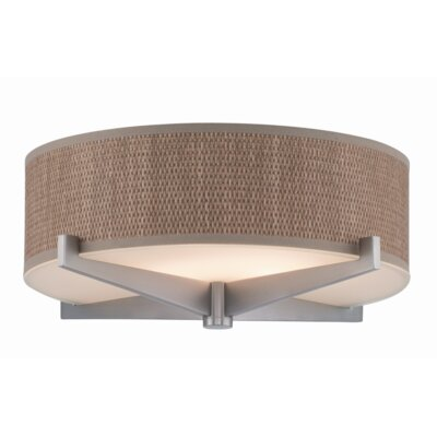 Philips Forecast Lighting Fisher Island Flush Mount Shade