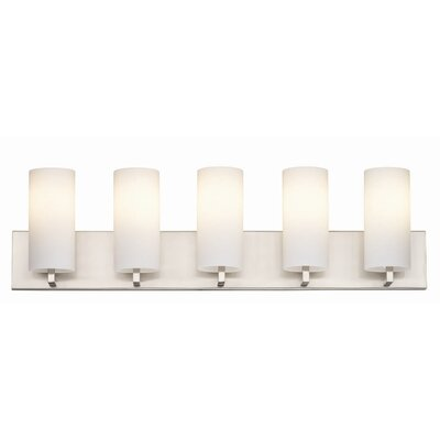 Philips Forecast Lighting Cambria 5 Light Vanity Light