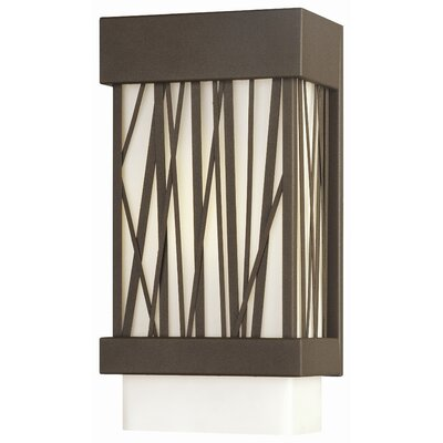 Philips Forecast Lighting Bahia 1 Light Outdoor Wall Sconce