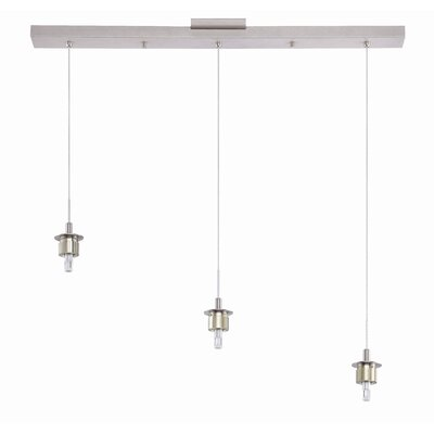 Philips Forecast Lighting Sparkle 3 Light Pendant