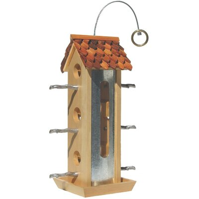 Woodstream Wildbird Tin Jay Feeder