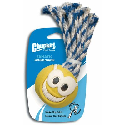Chuck-It Fanatic Tennis Dog Toy