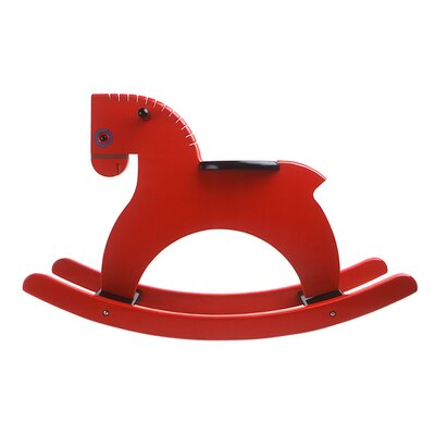 Playsam Rocking Horse in Red