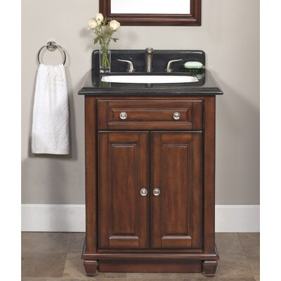 "Lanza Ely 26"" Vanity with Backsplash"