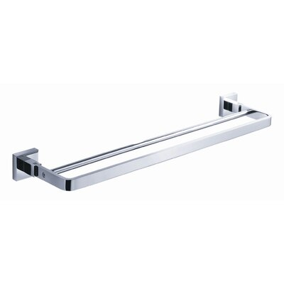 "Fresca Glorioso 20"" Double Towel Bar"