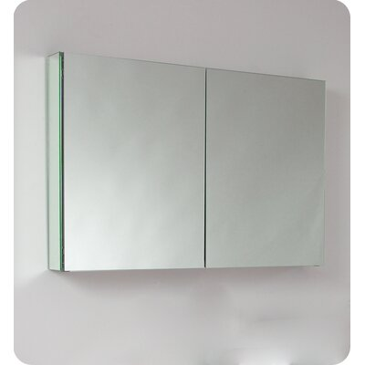 Fresca Large Bathroom Medicine Cabient with Mirrors
