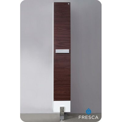 Fresca Adour Bathroom Linen Side Cabinet