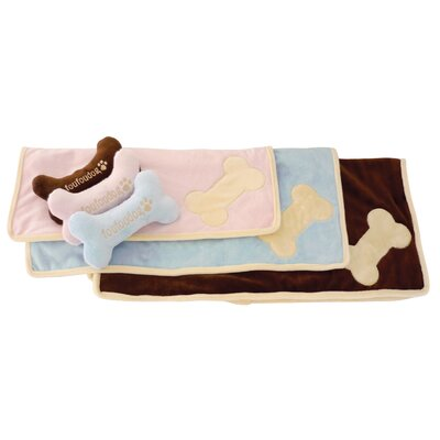 Puppy Dog Blanket Set