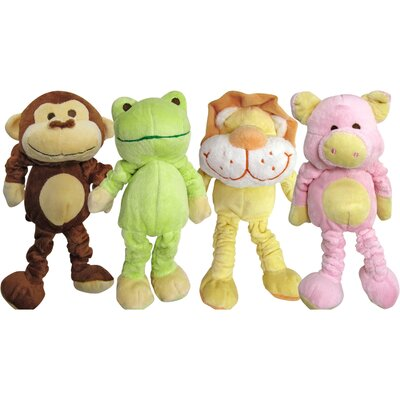 Tuggy Toy (Set of 4)