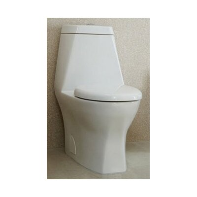 Porcher Tetsu Epic One Piece Elongated Toilet