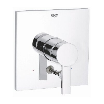 Grohe Allure Pressure Balance Diverter Valve Trim in Starlight Chrome
