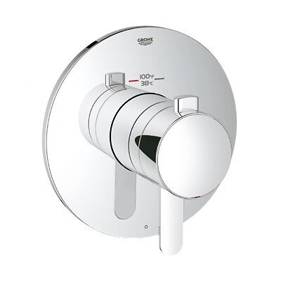 Grohe GrohFlex Cosmopolitan Single Function Thermostatic Trim with Control Module