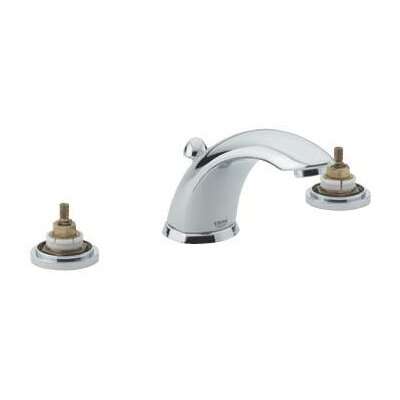 Grohe Talia Widespread Bathroom Faucet with Double Lever And Cross Handles