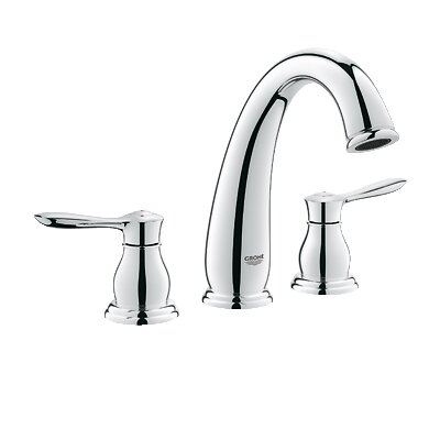 Parkfield Double Handle Widespread Roman Tub Faucet - 25152000 / 25152EN0