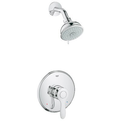 Grohe Parkfield Pressure Balance Valve Shower Combination