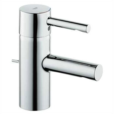 Grohe Essence Single Hole Bathroom Faucet with Single Handle