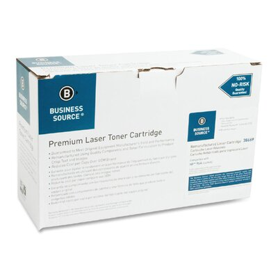 Business Source Laser Toner, 5000 Page Yield, Black