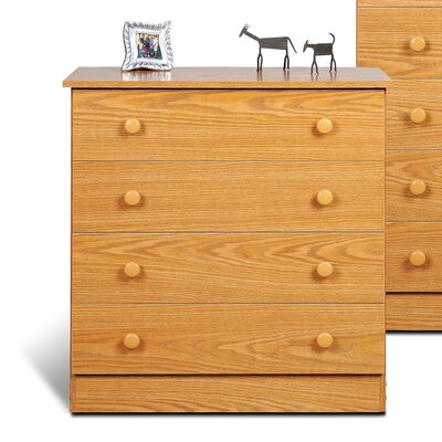 Prepac 4 Drawer Chest