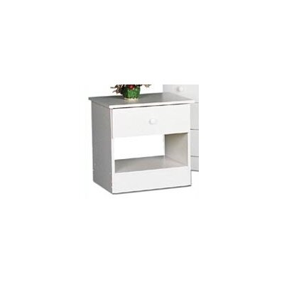 Prepac 1 Drawer Nightstand