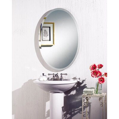 Cameo Single Door Recessed Cabinet with Premium Mirror