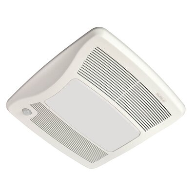 Broan Nutone Ultra Series 110 CFM Energy Star Bathroom Fan with Light