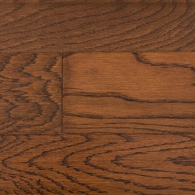 "Jasper Glueless Click 4"" Engineered Oak in Heritage Oak"