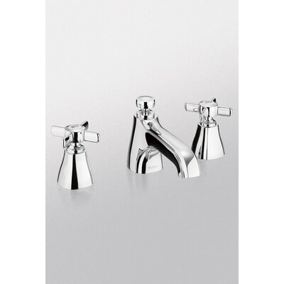 Guinevere Widespread Bathroom Faucet with Double Handles - TL970DD1LQ