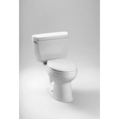 Drake Eco 1.28 GPF Elongated 2 Piece Toilet